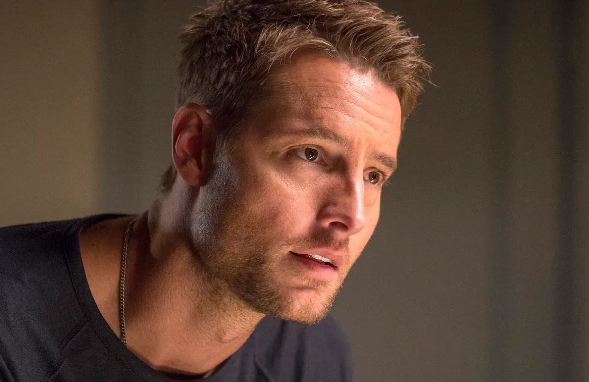 """THIS IS US -- """"The Last Seven Weeks"""" Episode 310 -- Pictured: Justin Hartley as Kevin Pearson -- (Photo by: Ron Batzdorff/NBC) Ron Batzdorff/NBC 